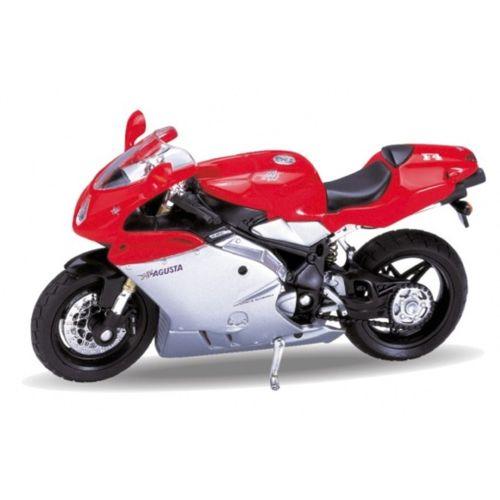 Poza Motocicleta MV Augusta F4S 1:18