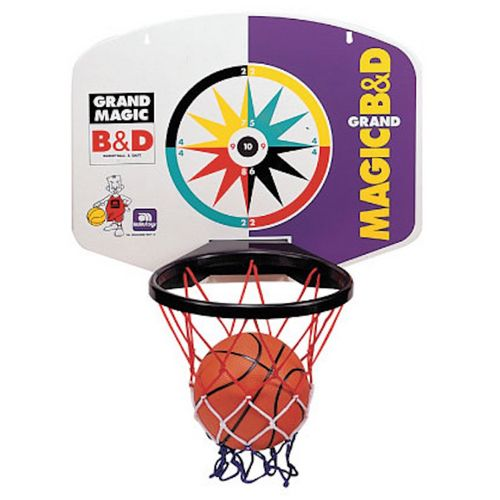 Magic Basketball si Darts