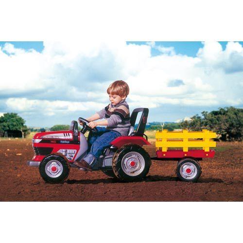 Poza Tractor Diesel cu Pedale
