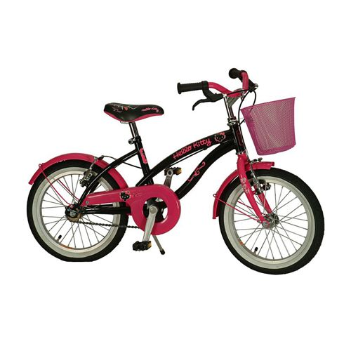 Bicicleta Hello Kitty Model 16 inch Devil