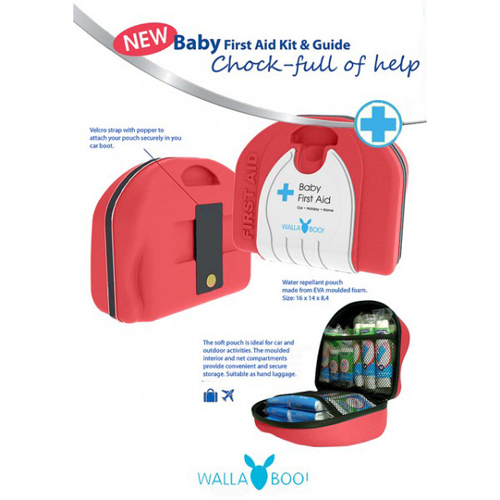 Trusa Baby First Aid Basic