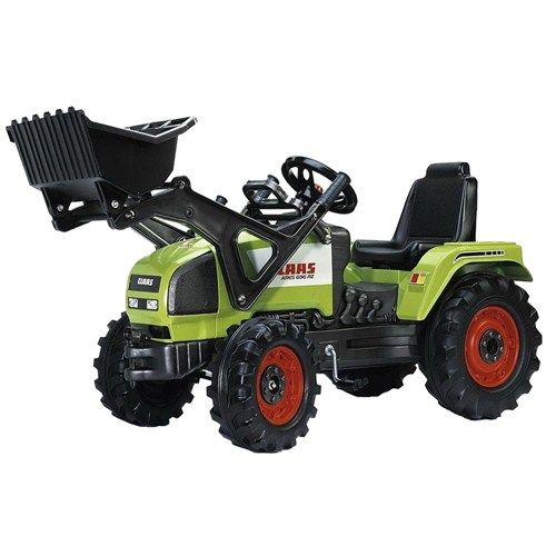 Tractor Claas Ares 696RZ cu Pedale si Cupa