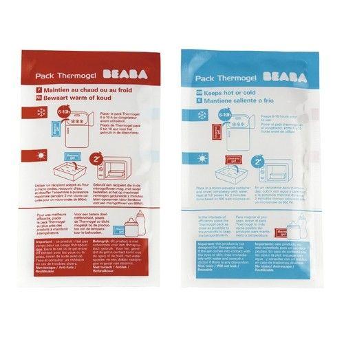 Set 2 Pachete Termogel pentru Racire si Incalzire