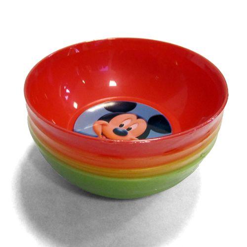 Set 4 Farfurii Mickey Mouse