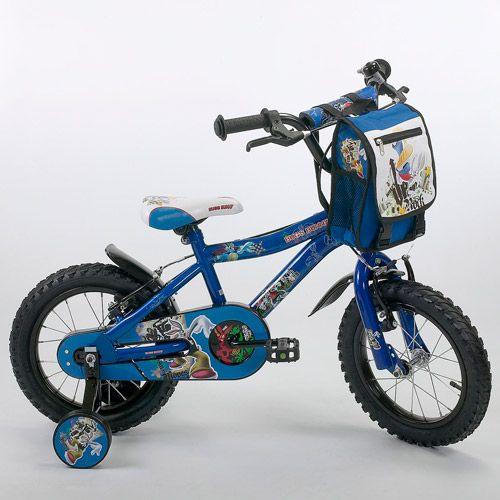 Bicicleta Bugs Bunny BMX 12