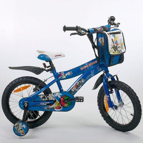 Bicicleta Bugs Bunny BMX 16