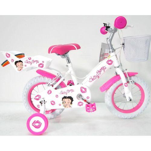 Bicicleta Betty Boop Kiss 12 Pink