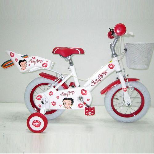 Bicicleta Betty Boop Kiss 12 Red