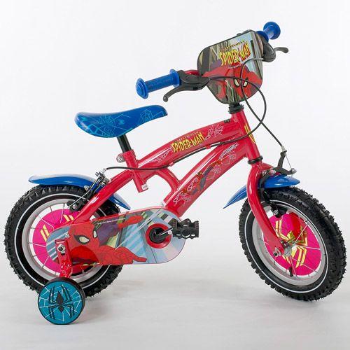 Bicicleta Spectacular Spiderman 14 Blue