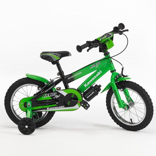 Poza Bicicleta Kawasaki MT 14 Green