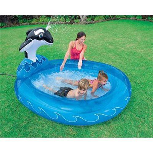 Bazin cu Delfin Sprayn Splash