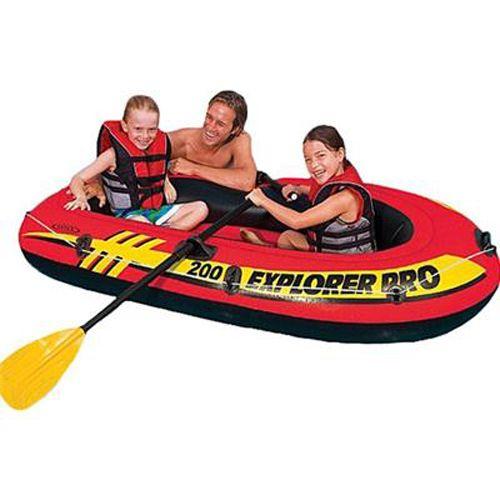 Set Barca Explorer Pro 200