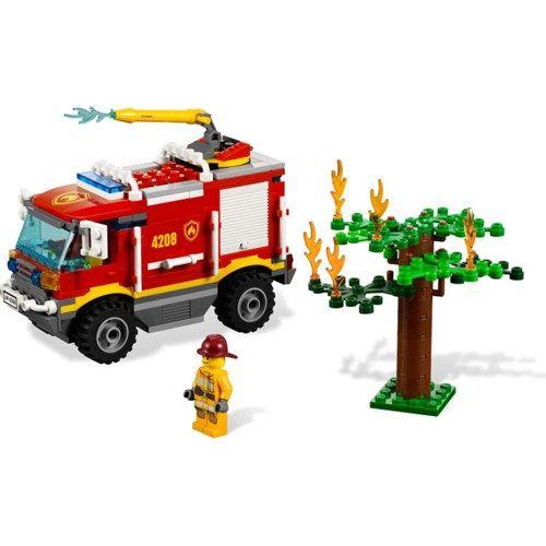 City - Camion Pompier