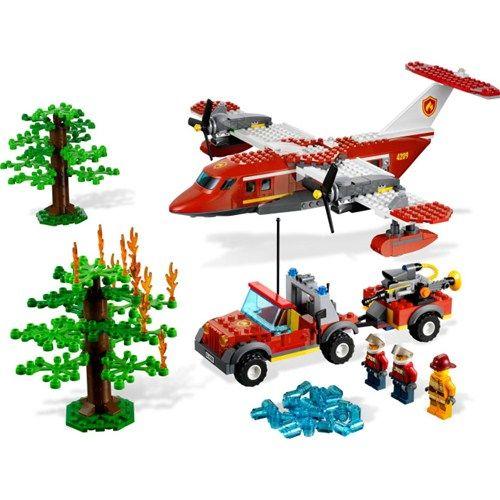 City - Avion Pompieri