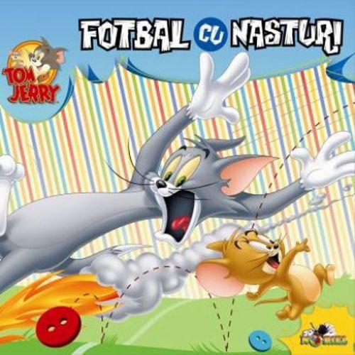 Joc de Familie Fotbal cu Tom si Jerry