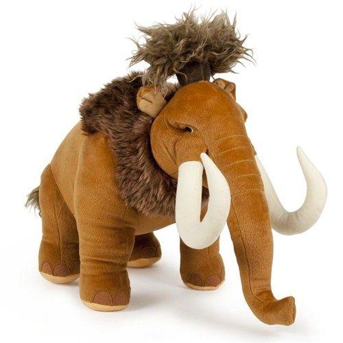 Mascota Ice Age 4 - Manny 35 cm