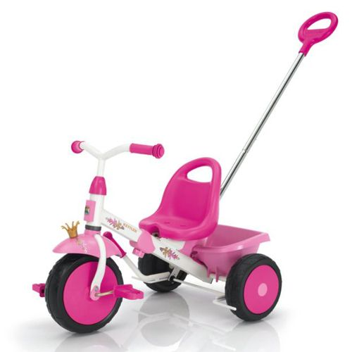 Tricicleta Happy Princess Trike