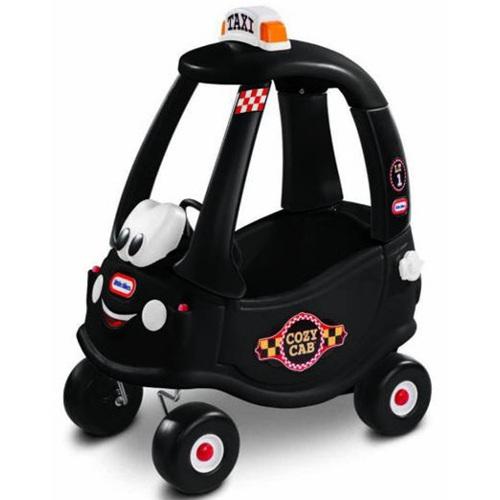 Masinuta Cozy Cab Neagra