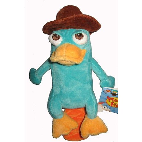 Perry Ornitorincul 20 cm