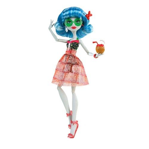 Monster High - Ghoulia Yelps