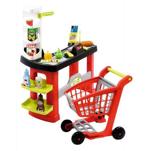 Supermarket cu Carucior Pro Shop