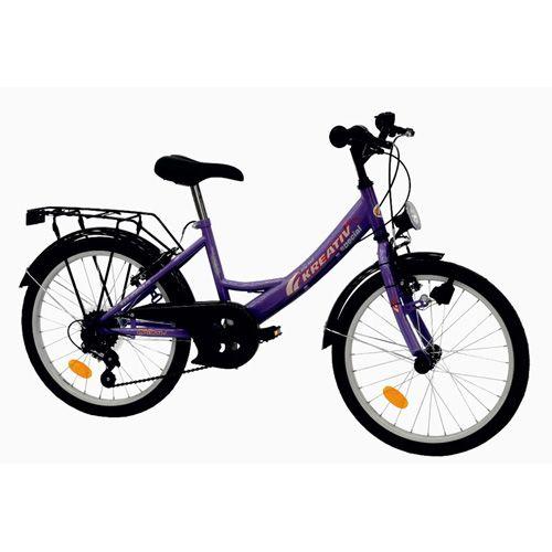 Bicicleta Kreativ K2014 5V
