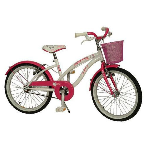 Bicicleta Hello Kitty Model 16 inch Angel