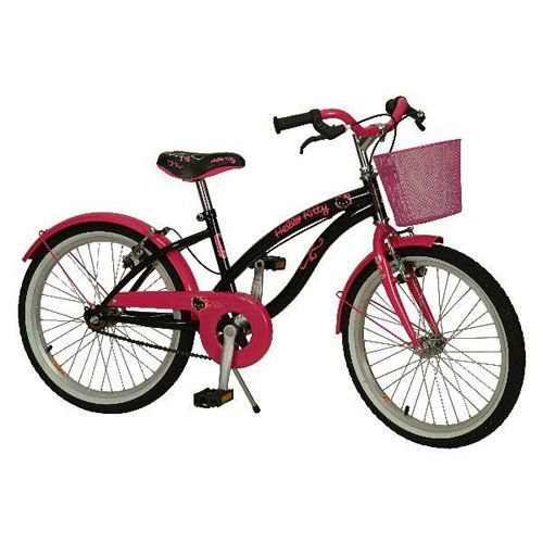 Bicicleta Hello Kitty Model 20 inch Devil