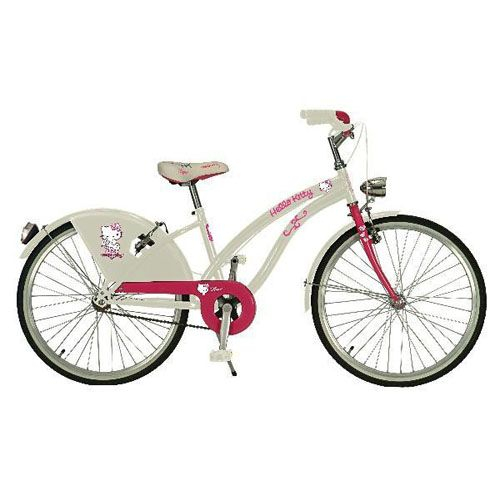 Bicicleta Hello Kitty Model 24 inch Angel