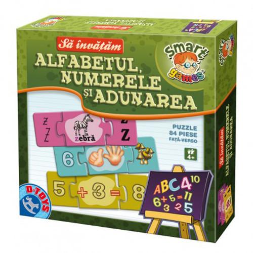 Joc Alfabetul Numerele si Adunarea