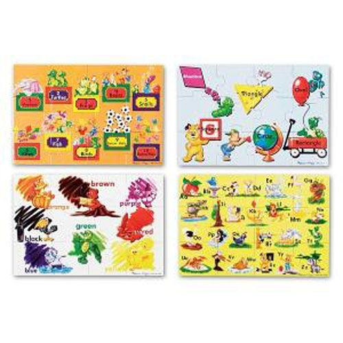 Puzzle de Podea Educational 4