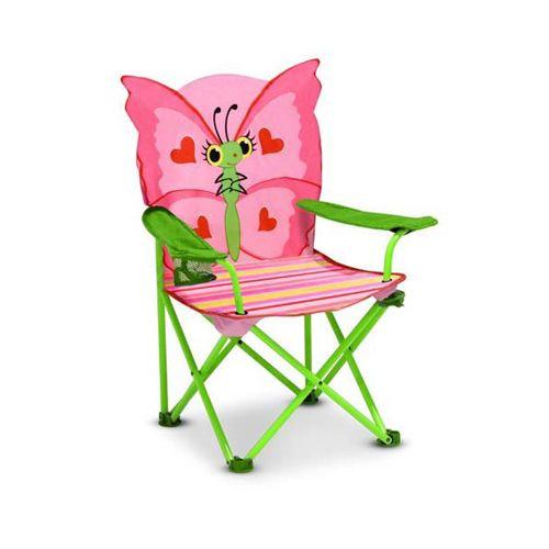 Scaun Pliabil pentru Copii Bella Butterfly