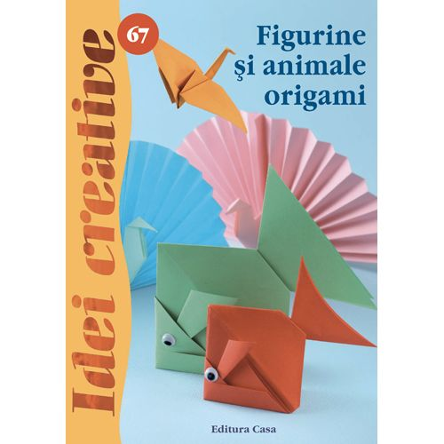 Figurine si Animale Origami 67 - Idei Creative