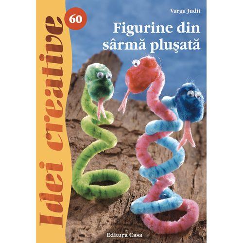 Figurine din Sarma Plusata 60 - Idei Creative