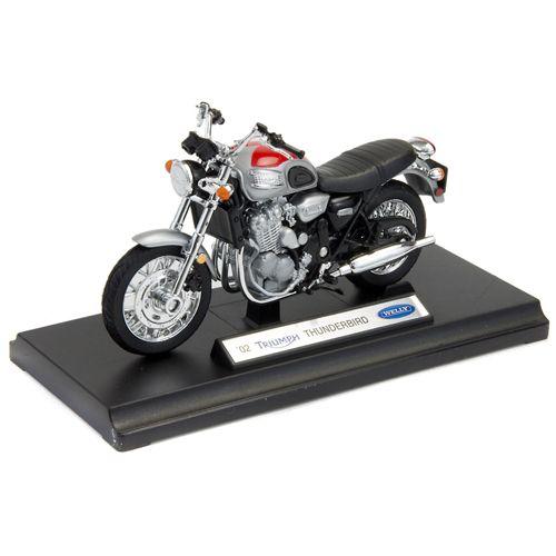 Motocicleta Triumph Thunderbird 1:18
