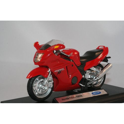 Motocicleta Honda CBR 1100XX 1:18