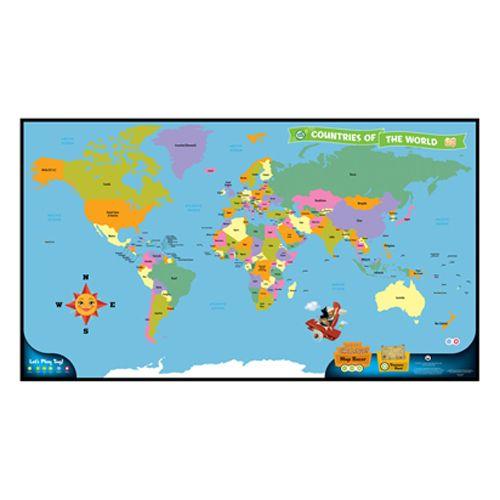 Harta interactiva a Lumii TAG