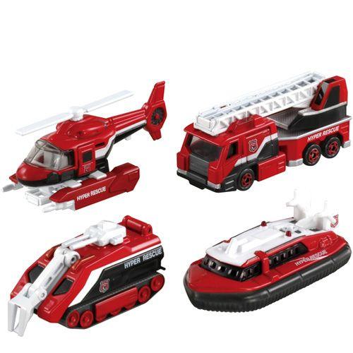 Tomica Vehiculele Pompierilor