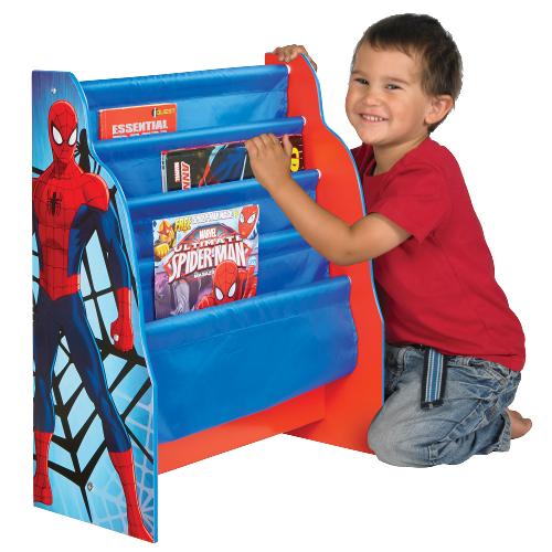 Suport pentru Carti Spiderman