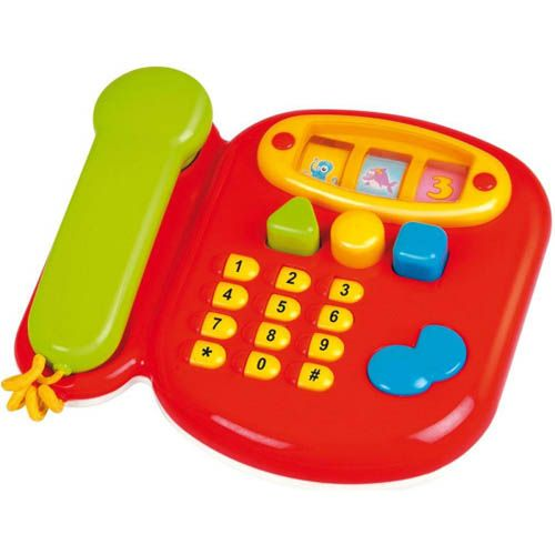 Telefon Muzical Baby Talk