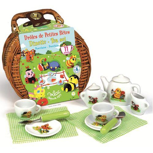 Set Ceai Portelan