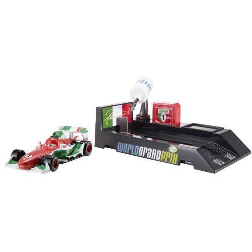 Masinuta Cars 2 Pit Stop Francesco Bernoulli