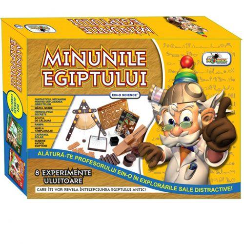 Bazele Stiintei - Minunile Egiptului