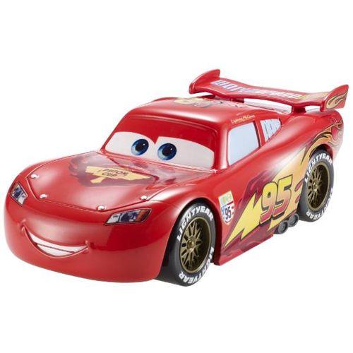 Masinuta Cars 2 care Merge cu Spatele Fulger McQueen