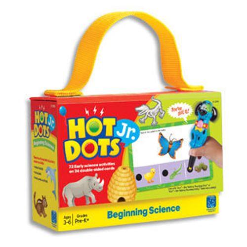 Carduri Hot Dots Stiinta