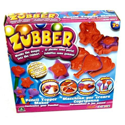 Zubber Figurine pentru Creioane