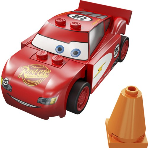 Cars - Radiator Springs Lightning McQueen