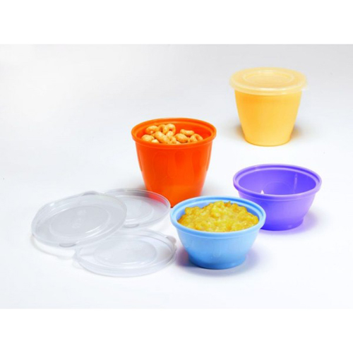 Set Pahare Plastic Cup N Up Mix
