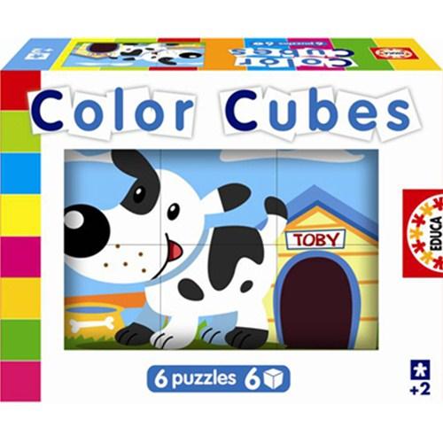 Puzzle Cub Ferma