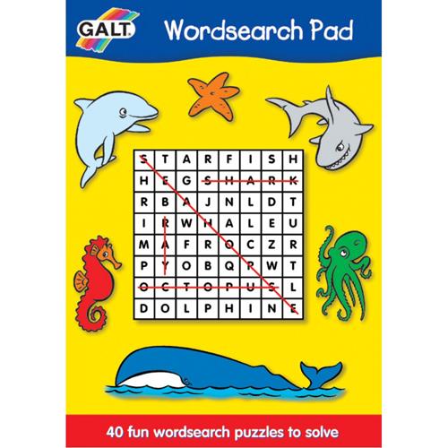 Wordsearch Pad - Descopera Cuvintele